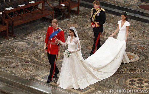 Alexander McQueen обвиняют в копировании свадебного платья Кейт Миддлтон