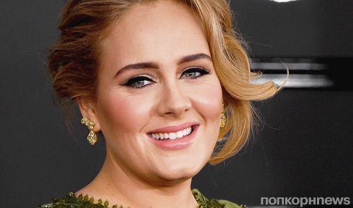 Адель возглавила рейтинг самых богатых молодых британских исполнителей