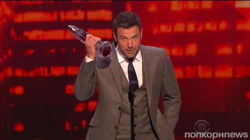 Звезды на церемонии People's Choice Awards 2015