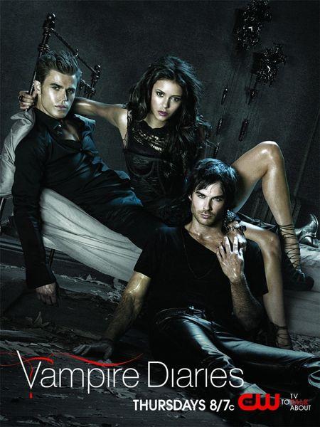 """Промо-ролик нового эпизода """"Дневники вампира""""  2x02 """"Brave New World"""""""