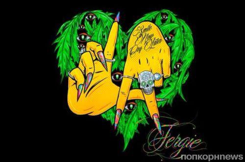 Новая песня Ферги - L.A.LOVE (la la)