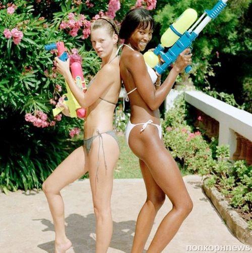 Фото гибких девушек в купальниках 7 фотография