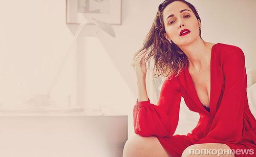 Роуз Бирн снялась для Playboy спустя 3 месяца после родов