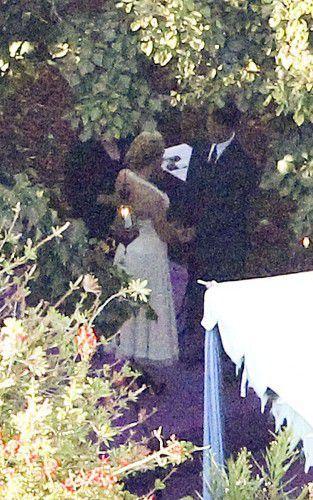 Анна Пакуин и Стивен Моейр поженились