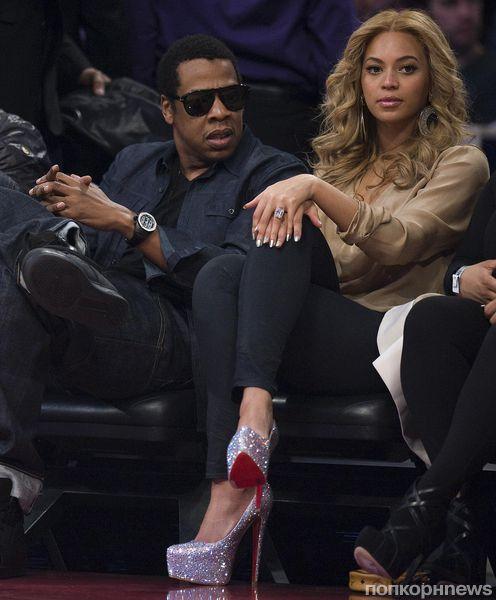 Имя дочери Бейонсе и Jay-Z станет торговой маркой
