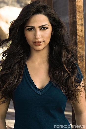 Камилла Альвес в рекламной кампании Macy's