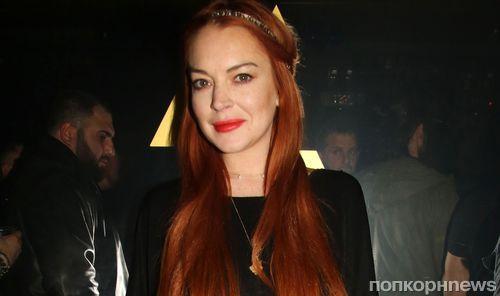 Фото: Линдси Лохан в своем ночном клубе LOHAN в Греции
