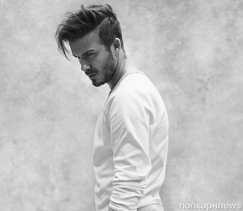 Дэвид Бекхэм в новой рекламной кампании для H&M. Весна 2015
