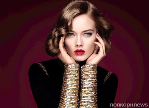 Рождественская коллекция декоративной косметики Chanel Les Scintillances