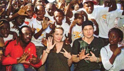 """Анджелина Джоли: """"Не отказывайтесь от беженцев"""""""