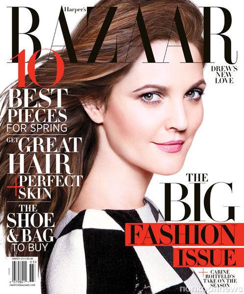 ��� �������� � ������� Harper's Bazaar. ���� 2013