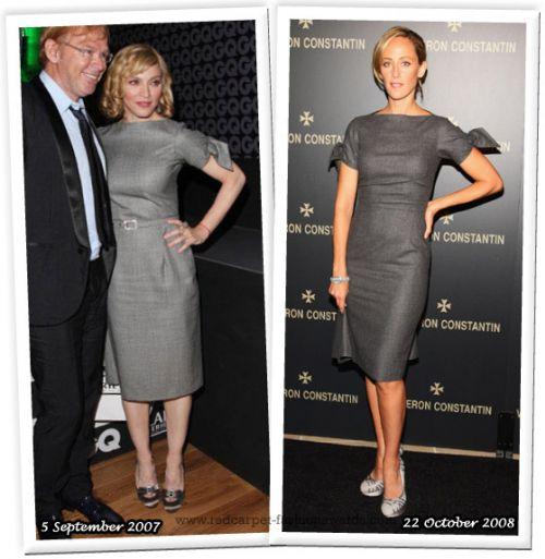 Fashion battle: Мадонна и Ким Ревер