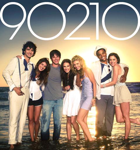 "Промо третьего сезона ""90210"""