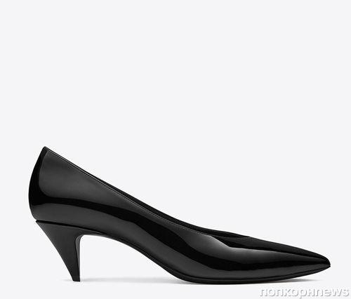 Коллекция обуви Saint Laurent Весна / Лето 2014