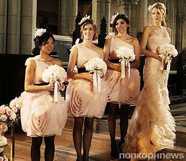 Vera Wang шьет платья для «Сплетницы»