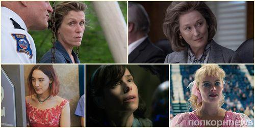 Представляем номинанток на «Оскар» 2018: лучшая актриса