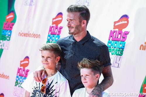 Церемония Nickelodeon's Kids Choice Sports Awards 2014