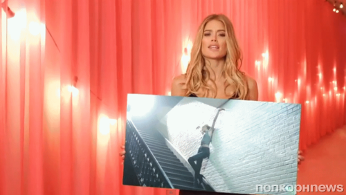 Ангелы Victoria's Secret сняли клип на песню Тейлор Свифт