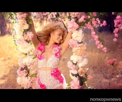 Тизер нового клипа Пэрис Хилтон - Come Alive