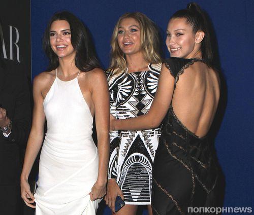 Звезды на вечеринке журнала Harper's Bazaar в Нью-Йорке