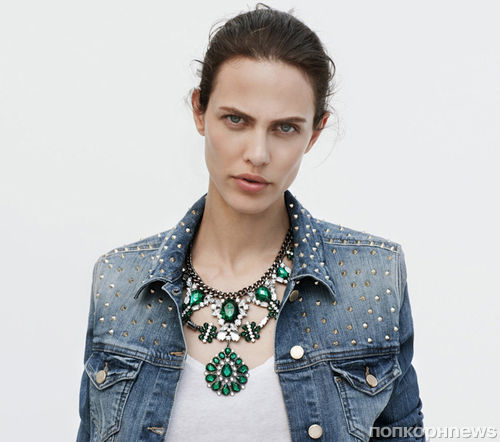 Новый лукбук Zara. Июнь 2012