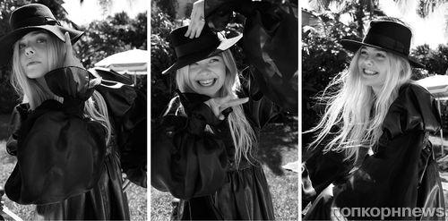 Эль Фаннинг в журнале Miss Vogue Австралия. Октябрь 2013