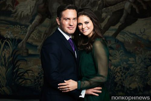 Принцесса Мадлен выходит замуж