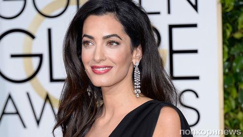 Супруга Джорджа Клуни отказалась от кольца