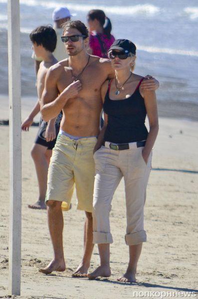 Шэрон Стоун отдыхает с бойфрендом в Бразилии