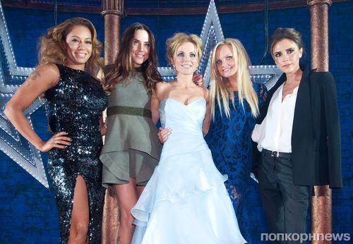 Участницы Spice Girls озвучат супергероинь в новом мультфильме