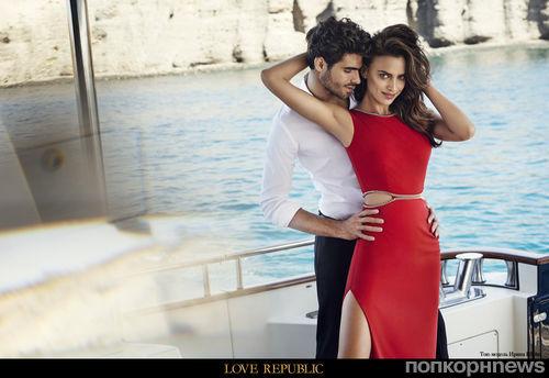 Ирина Шейк в новой рекламной кампании Love Republic. Весна 2015