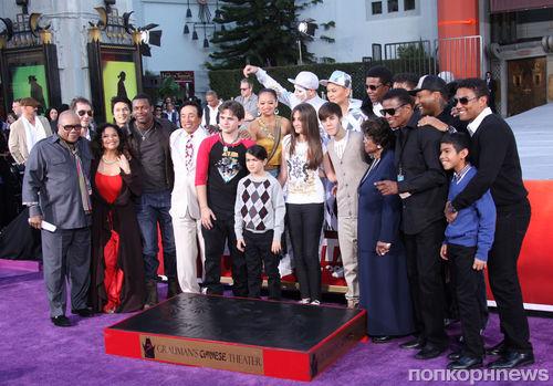 На Аллее славы почтили память Майкла Джексона