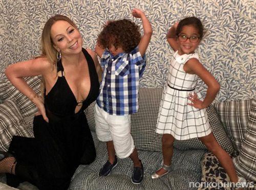 Мэрайя Кэри сделает своих детей звездами реалити-шоу