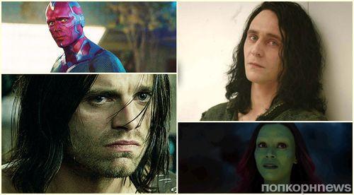От Себастиана Стэна до Тома Хиддлстона: 10 самых низкооплачиваемых звезд Marvel