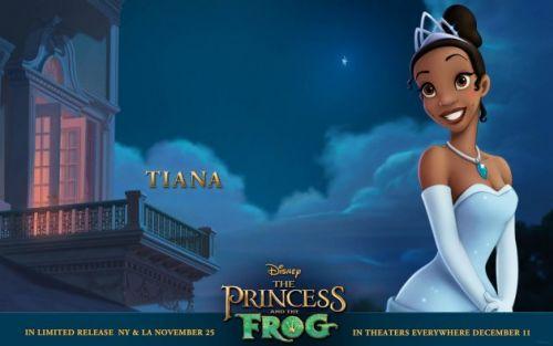 Трейлер мультфильма студии Disney «Принцесса и лягушка»