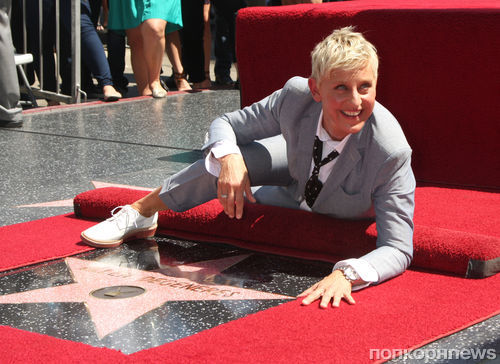 Эллен ДеДженерес — самая милая звезда Голливуда