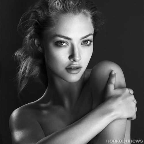 Аманда Сейфрид в рекламе косметики Clé de Peau Beauté