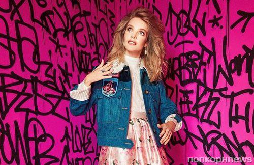 Фото: Наталья Водянова примеряет образ куклы Барби в L'Officiel