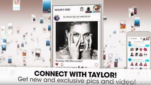Тейлор Свифт запустит социальную сеть для своих фанатов