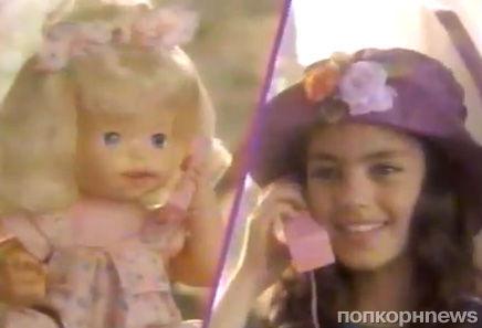 До того, как стать знаменитыми: звезды в рекламе игрушек