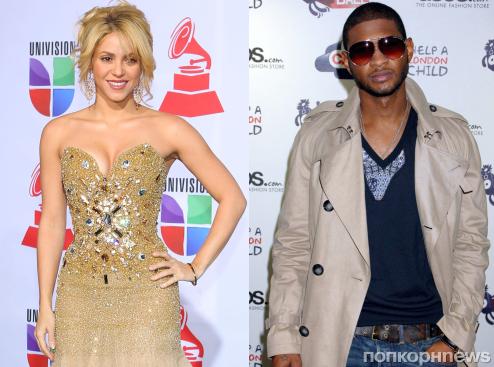 Ашер и Шакира станут судьями шоу The Voice