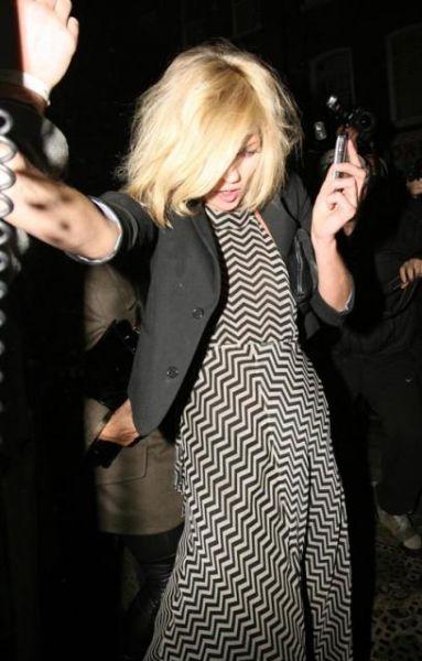 Кейт Мосс бросает подиум ради рок - музыки