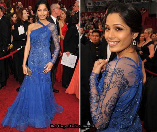Лучшие наряды на Оскаре 2009