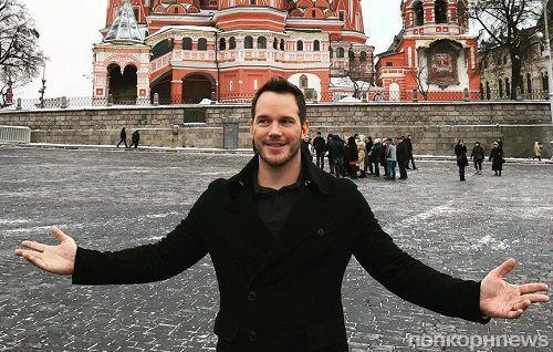 О жене, о космосе и о Дженнифер Лоуренс: Крис Прэтт представил «Пассажиров» в Москве