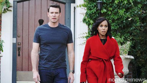 Премьеру 6 сезона «Скандала» отложат из-за беременности Керри Вашингтон