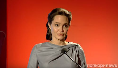 Анджелина Джоли обсудила проблему беженцев в эфире BBC