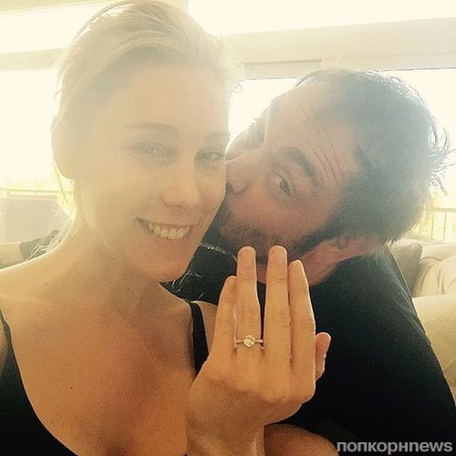 Звезда сериала «Сверхъестественное» Марк Шеппард объявил о помолвке