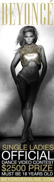 Бейонсе Ноулз объявила конкурс на лучшее танцевальное видео