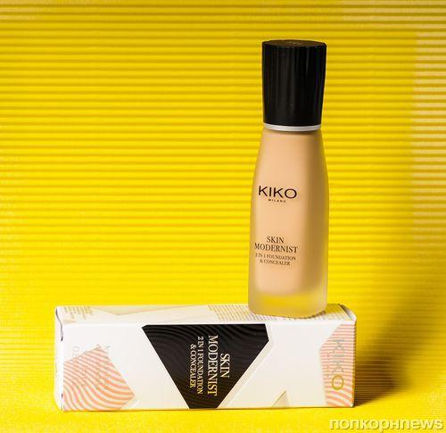 Секреты красоты: Тон KIKO Skin Modernist