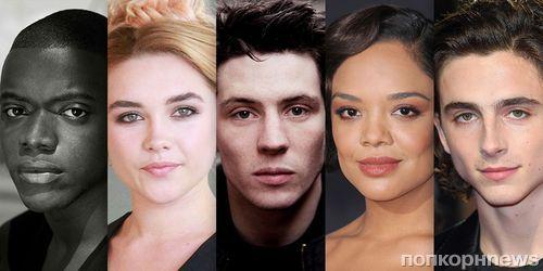 Тесса Томпсон, Дэниел Калуя и Тимоти Шаламе поборются за премию «прорыв года» BAFTA